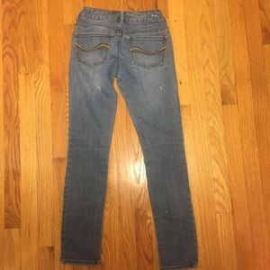 SO Jeans - SO Authentic Jeans. Regular Skinny. Size 1